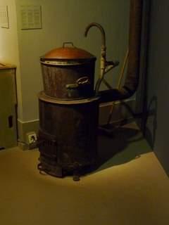 1900's stove